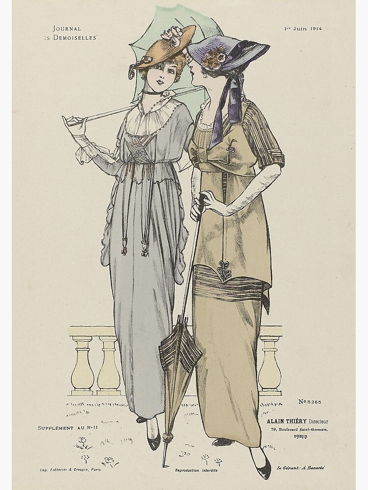 Journal des Demoiselles 1914 by liesjes