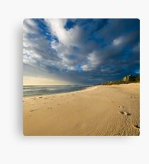 Currumbin Beach   Gold Coast   Australia Canvas Print