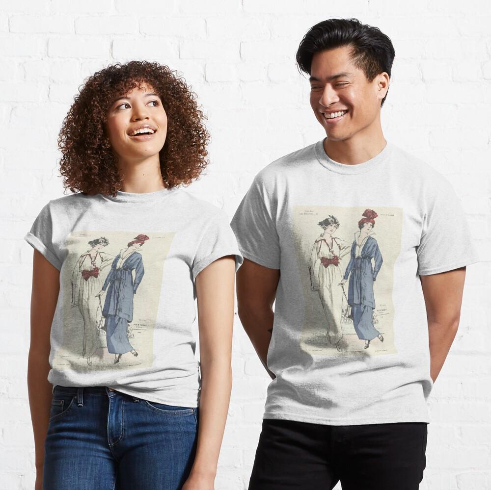 Journal des Demoiselles 1914 Classic T-Shirt