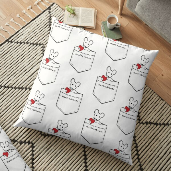 MantraMouse® Pocket of Love Floor Pillow
