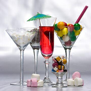 Drinks - Happy Hour by GhostStalker