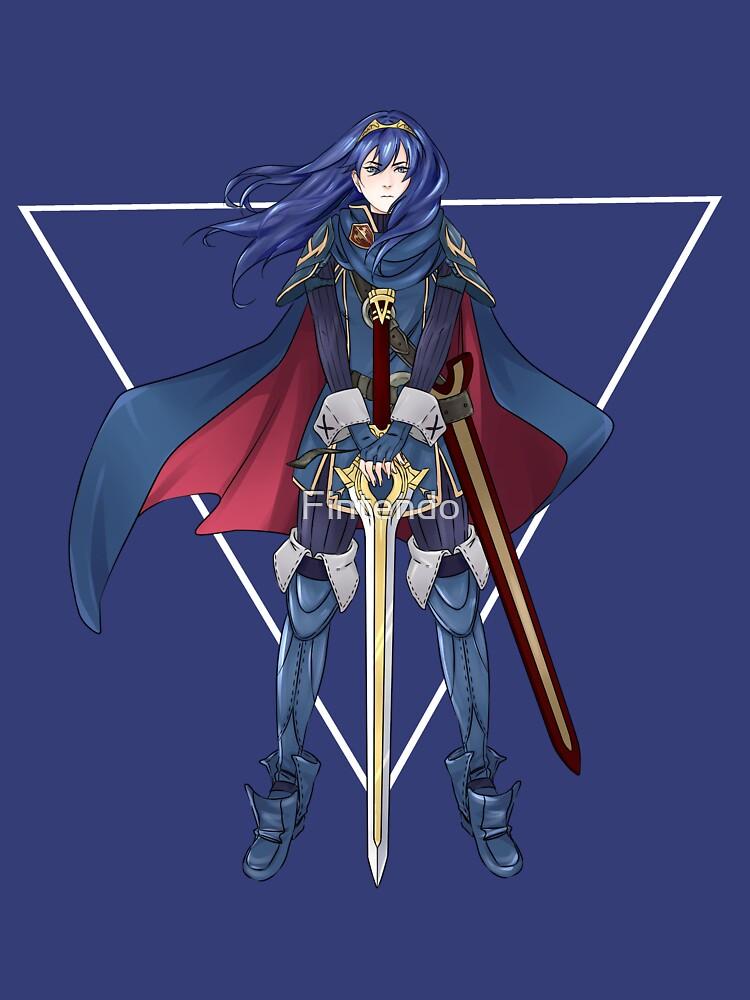 Warrior Lucina by Fintendo