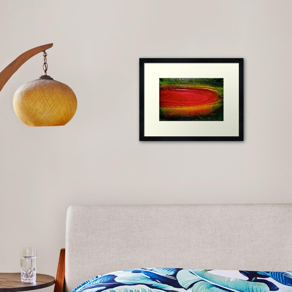 Mum's Breadboard Framed Art Print