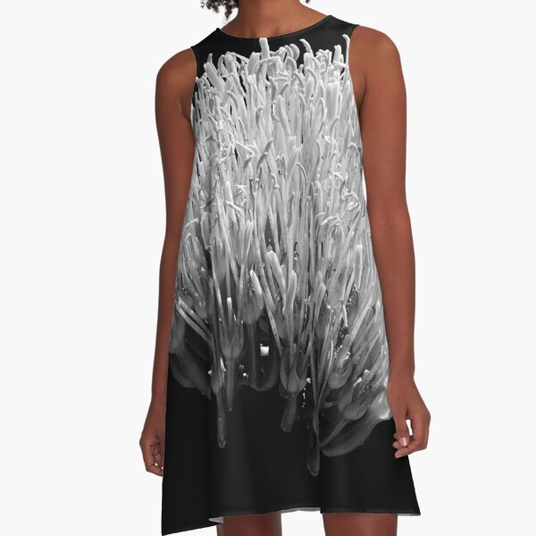 In the shadows #3 A-Line Dress