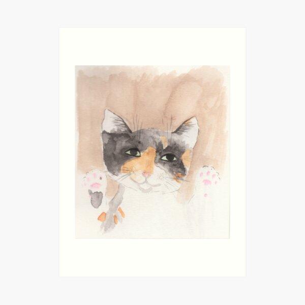 Happy Paws Art Print