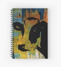 COW Art Jumbo Spiral Notebook