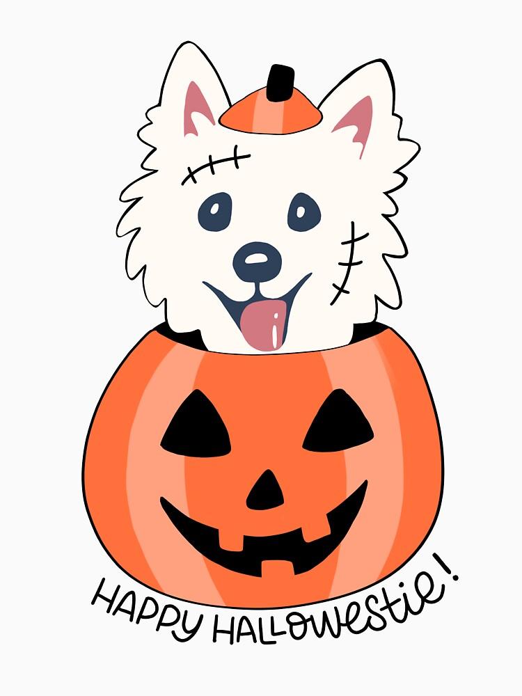Happy Hallowestie! by mirunasfia