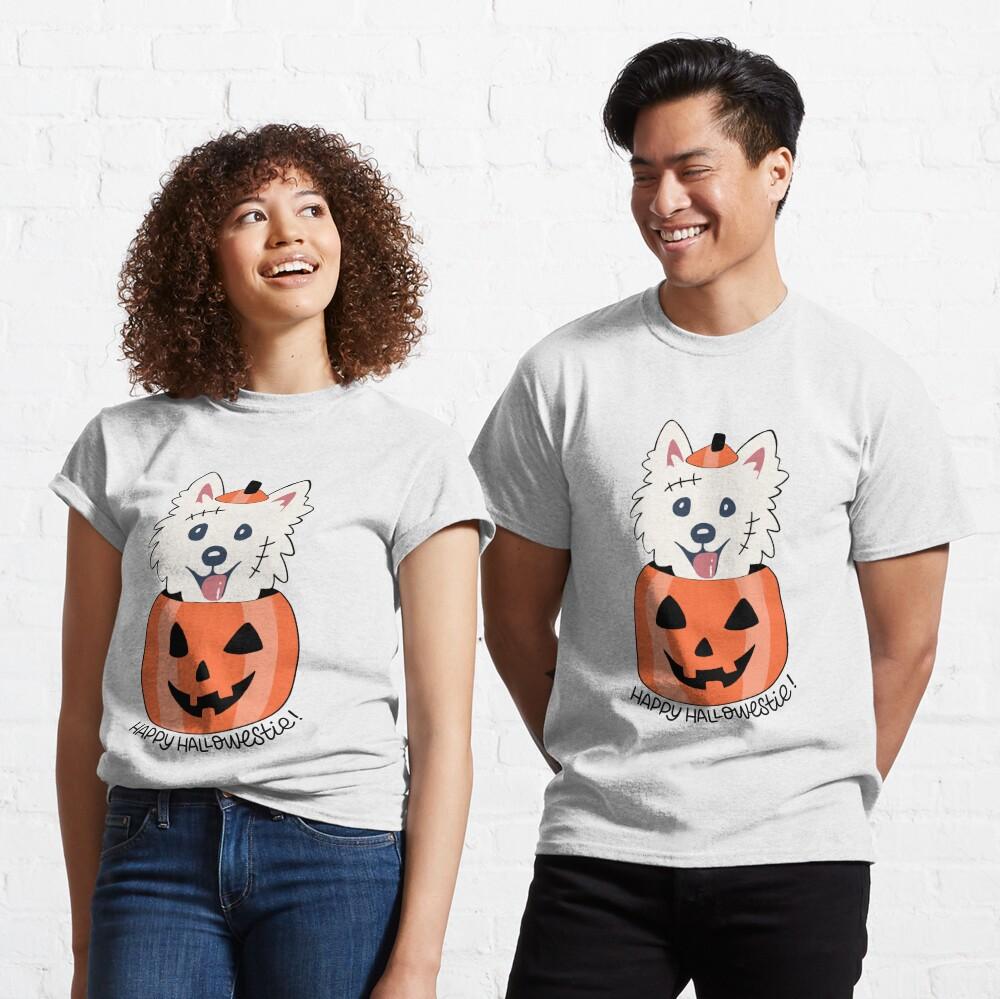 Happy Hallowestie! Classic T-Shirt