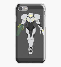 Samus (Light Suit) - Super Smash Bros. iPhone Case/Skin