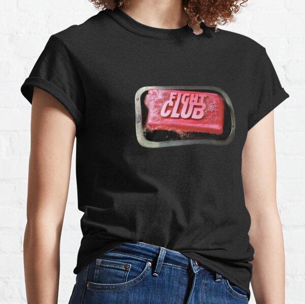 combattre le savon club T-shirt classique