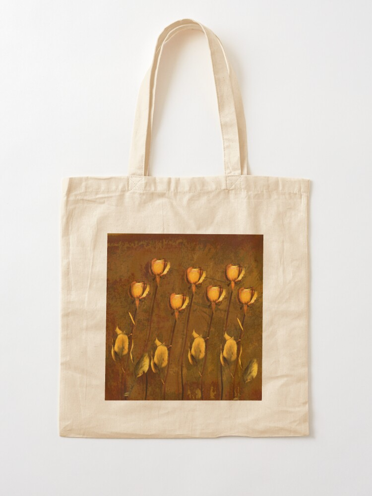 Alternate view of Rose Memories Tote Bag