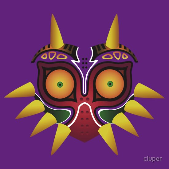 TShirtGifter presents: Majora's Mask
