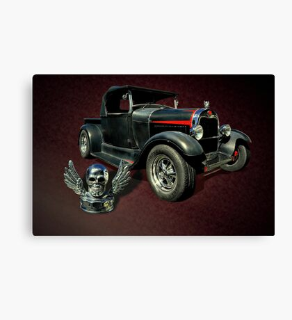 1928 Ford Roadster Canvas Print