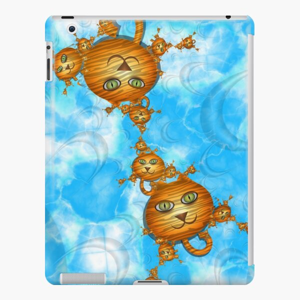 Inner Child - Little Tigers in the Sky iPad Snap Case