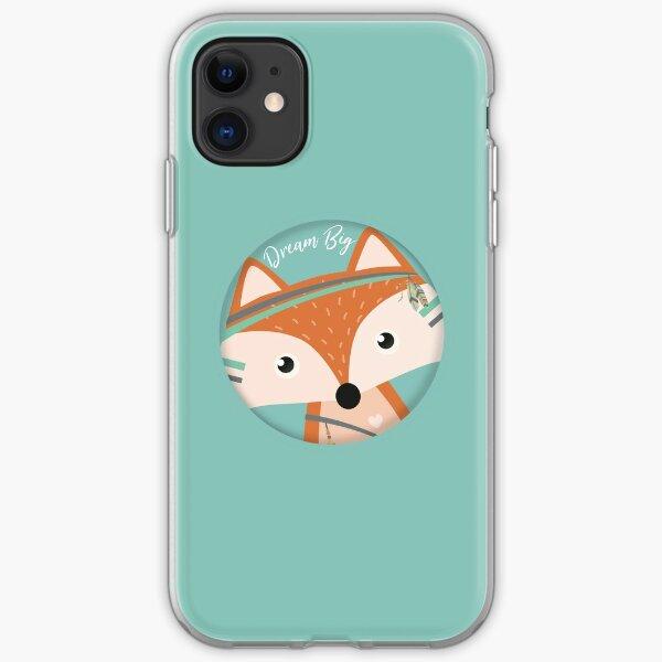 Felix Fox (Dream Big) iPhone Soft Case