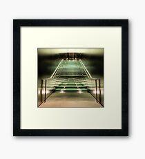 Ascending... Framed Print