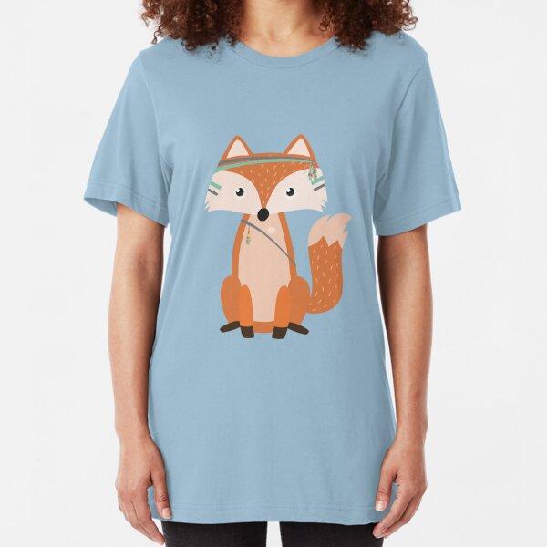 Felix Fox Slim Fit T-Shirt