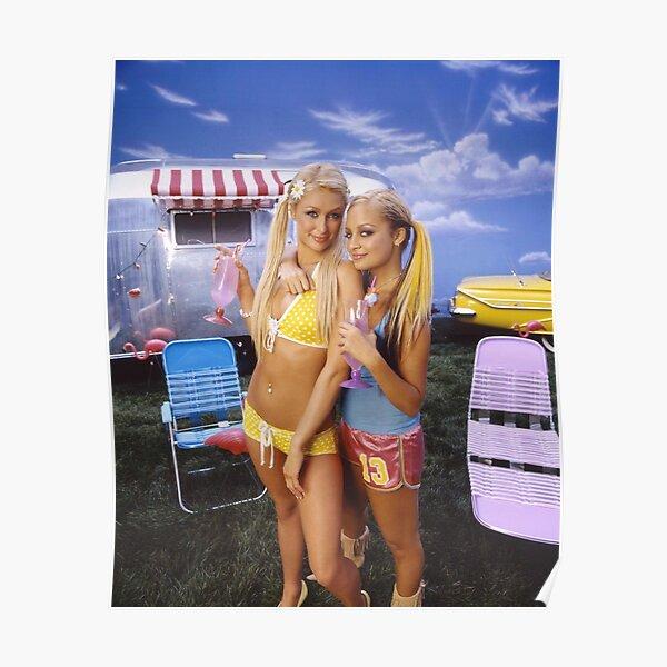 Paris Hilton and Nicole Richie Poster
