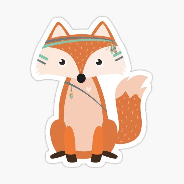 Felix Fox Sticker