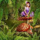 Woodland Fairy by Squealia