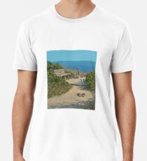 """Tides In"" Original Oil painting by Reed A Prescott III Premium T-Shirt"