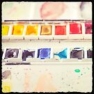 Watercolors by mariakallin