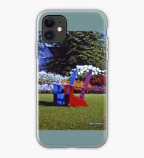 """Reservations For Two"" Reed A Prescott III iPhone Case"