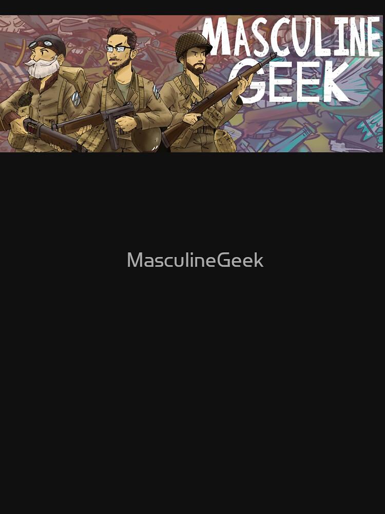 Masculine Geek by MasculineGeek
