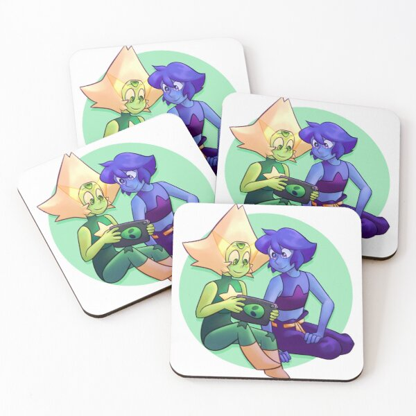 Lapidot on the tablet Coasters (Set of 4)