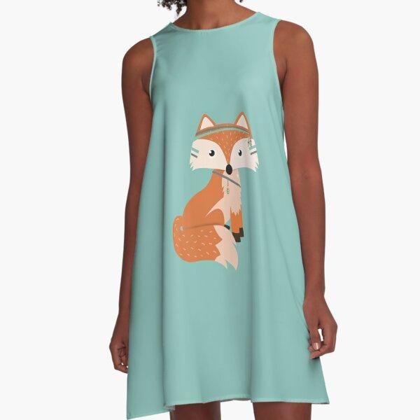 Felix Fox A-Line Dress