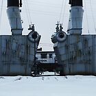 Steam Engines of the Mississippi by FeeBeeDee