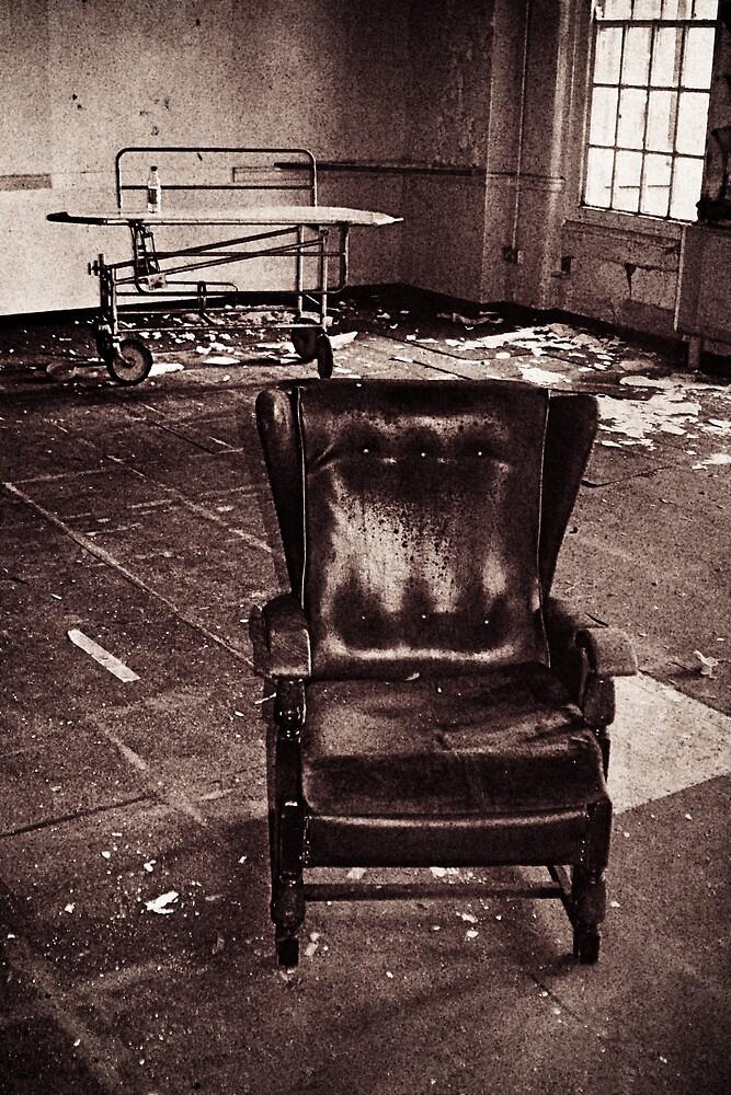 Take a seat and we'll talk by Richard Pitman