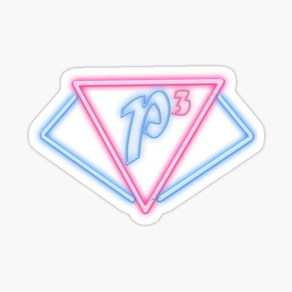 Néon P3 Sticker