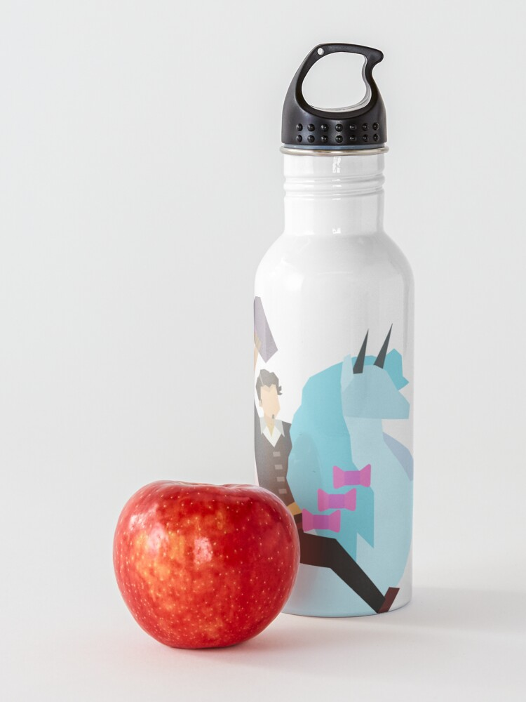 Alternate view of Jack and Butt Stallion Water Bottle