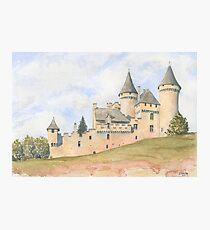 Château Puymartin, France Photographic Print