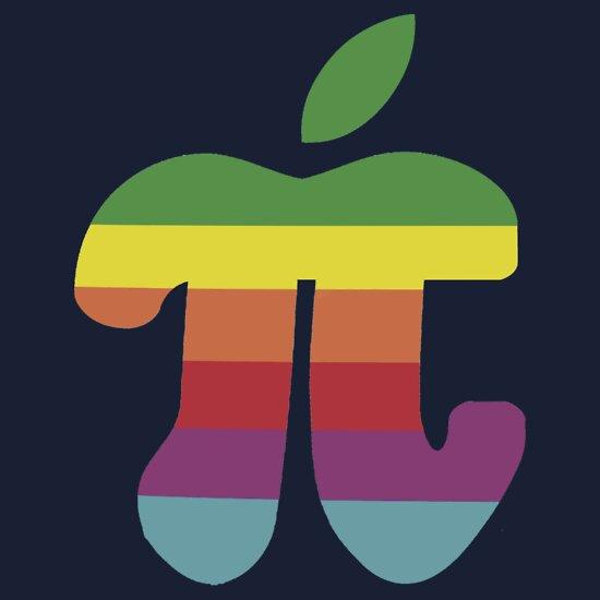 TShirtGifter presents: Apple Pi
