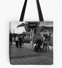 yep, we're in the right place Tote Bag