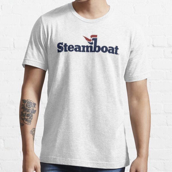 Steamboat Essential T-Shirt