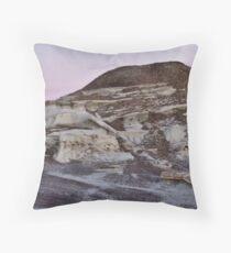 Bisti Moonrise Throw Pillow