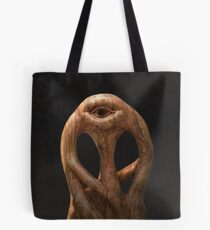 Cyclops in the stars Tote Bag