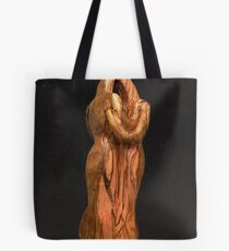 Lovers in the stars Tote Bag