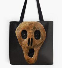 Scream in the stars Tote Bag