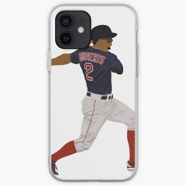 Xander Bogaerts iPhone Soft Case