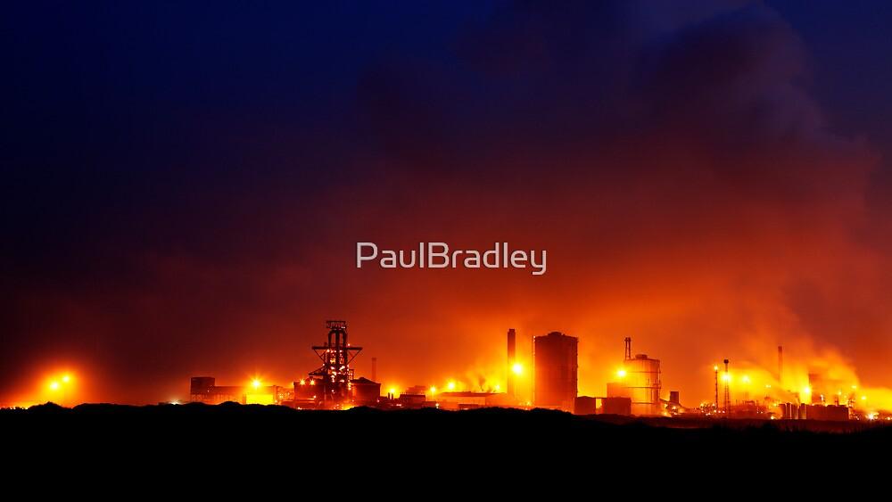 Glow by PaulBradley