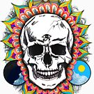 Never Let Them Control You. Sugar Skull by SpiritSeekers