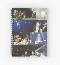 McBusted Collage Spiral Notebook