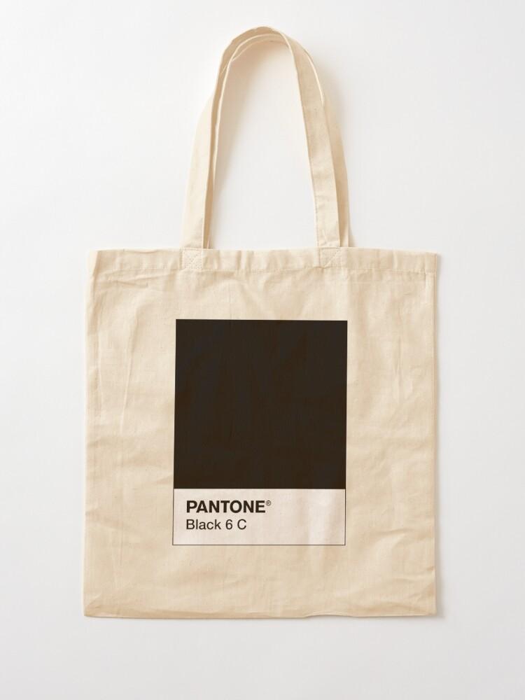 Alternate view of PANTONE BLACK 6 C Tote Bag