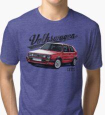 volkswagen golf mk.2 Tri-blend T-Shirt