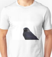 The Feathered Crow Unisex T-Shirt