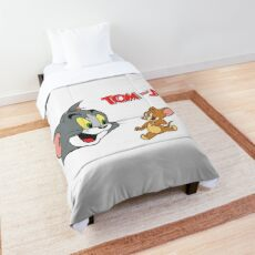 tom & jerry  Comforter